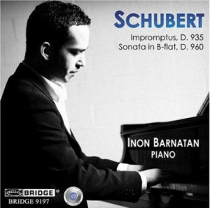 album-inon barnatan plays schubert