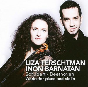 album-works for piano and violin