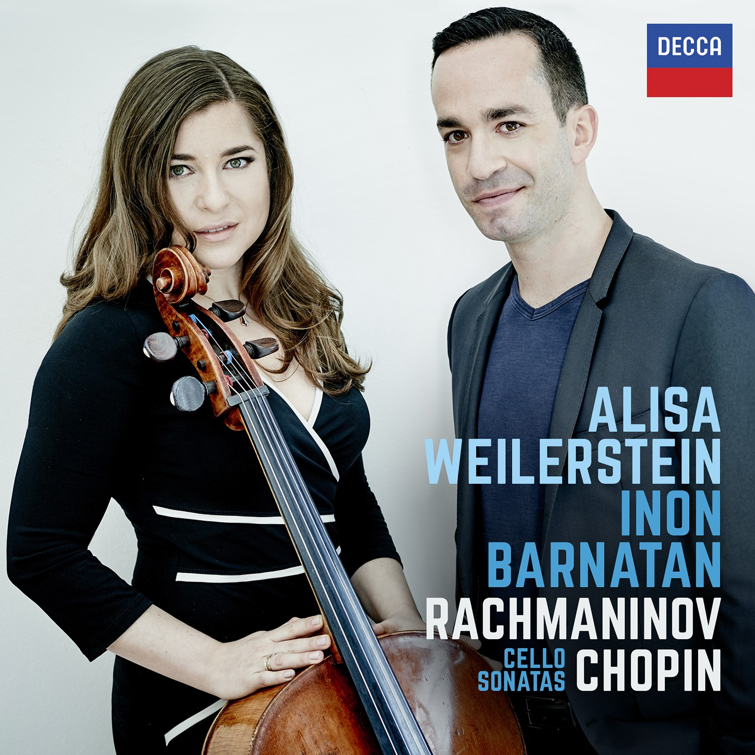 Weilerstein Barnatan Rachmaninov Chopin Cello Sonatas 2